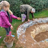 Creating a Wildlife Pond